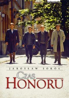 """""""Czas Honoru"""". Ta książka może być Twoja! Gettysburg, Warsaw, Movies And Tv Shows, Movie Tv, Books, Movie Posters, Ww2, Poland, Backgrounds"""