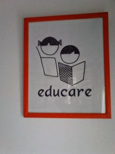 "Bolillos y algo màs: Cuadro ""EDUCARE""....terminado..!! http://www.marcelasusanatoledonespral.eu/"