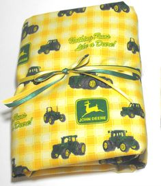 John Deere Toddler Bedding Or Crib Fitted By KidsSheets 2600