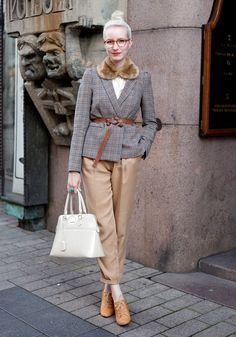 Heini - Hel Looks - Street Style from Helsinki