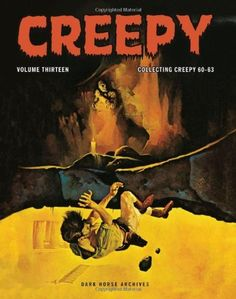 Creepy Archives Volume 13 by Various. $27.42. Series - Creepy Archives. Publication: June 19, 2012