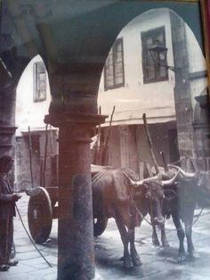 Fotos antiguas de Santiago