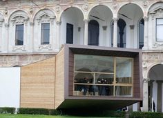 Italy Design Fair http://idesignme.eu/2013/04/statale-fuorisalone-2013/ #design #statale #Fuorisalone2013 #installazioni #arredo #milandesginweek #trends #colors #news #furniture #stataleMilano