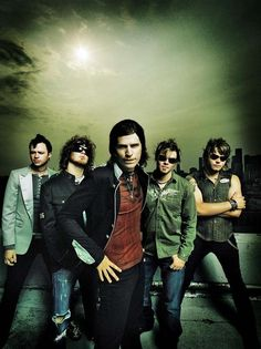 Hinder - amazing voices. Talented musicians.  Good variety music at both shows I have seen in Greenville and Charlotte.