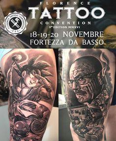 Este fin de semana estrenos en Florencia  en la @florencetattooconvention Con muchas ganas de tatuar en esa bella ciudad!!! Feliz comienzo de semana a todos!