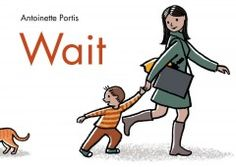 JJ CONCEPTS POR. A simple, sweet picture book about the joys of waiting and taking in what is around you.
