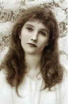 Henry Ryland (1856 – 1924, English)