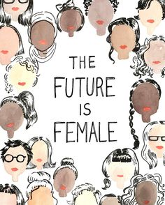 Lifestyle: The Girl Power Guide Feminist Feminist Af, Feminist Quotes, Intersectional Feminism, Girls Be Like, In Kindergarten, Powerful Women, Strong Women, Women Empowerment, Equality