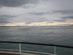 Parte angosta del Estrecho de Magallanes. XII Región de Magallanes. Chile.