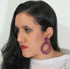 Para  iniciar a semana  mais glamourosa 🔝🔝 Compre  aqui: www.minhanovabiju.com.br #minhanovabiju #acessoriosfemininos #maxibrinco #maxi  #brinco #brincorosa #brincofesta #glamour #festa #bijuterias #bijuteriasfinas #salvador #acessorios #lojavirtual #lojaonline #lojasegura #moda #tendencia #trend #verao2017 #siteseguro #siteresponsivo #compreaqui #varejoonline #salvadorbahia  #enviamosparatodobrasil📦 #enviamosparatodobrasil
