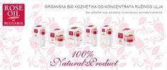 BUGARSKA RUŽA-KRALJICA MLADOSTI - Proizvodnja sredstava za pranje i kozmetičkih preparata - HEMIJA