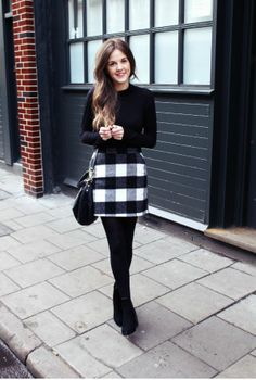 48 Casual Work Outfits For Women with Skirt - Women Fashion . - Business Casual Outfits for Women Stylish Winter Outfits, Casual Work Outfits, Winter Outfits For Work, Business Casual Outfits, Office Outfits, Work Casual, Cute Outfits, Church Outfit Winter, Office Wear