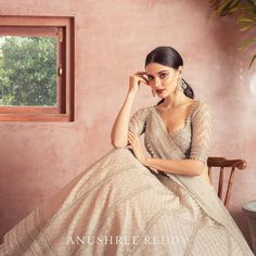 Anushree Reddy 2019 Bridal Lehengas. Are You Excited To See This! - Frugal2Fab - Indian Wedding -  Anushree Reddy 2019 Bridal Lehengas. Are You Excited To See This! – Frugal2Fab  -