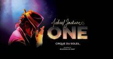 Michael Jackson One, Michael Jackson Thriller, Vegas Birthday, Birthday Bash, Birthday Video Message, Mandalay Bay Resort, Kenny Ortega, Gangster Films, Las Vegas Shows