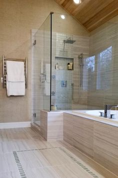 Pictures of Dazzling Showers | DIY Bathroom Ideas - Vanities, Cabinets, Mirrors & More | DIY