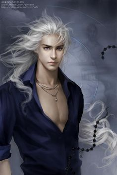 Amazing Digital Art by Chinese artist Yang Qi. Reminds me of Rowan, from Heir of Fire, my newest fictional crush!