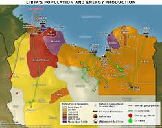 Znalezione obrazy dla zapytania libya maps