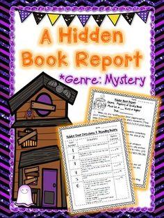 Detective work book report