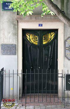 Doors - Paris France C20080613 246.jpg by fotoproze, via Flickr