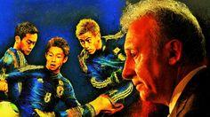 Art picture by Seizi.N 本日は、ザックジャパンのキプロス戦です、強化試合であっても勝ちに行く攻撃型のサムライジャパンを観たいと思いお絵描きしました、ザッケローニ監督の苦労が頭の白髪を増やしているのかな?頑張れニッポンサッカー!! Gerry & The Pacemakers - You'll Never Walk Alone http://youtu.be/OV5_LQArLa0 ART PICTURE Ⅶ by nodasanta PCでお絵描きしました、良かったら見てください。  http://youtu.be/oiqF75hW7NQ