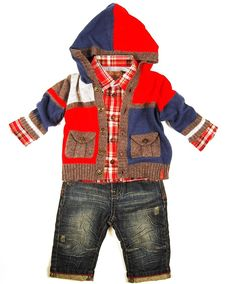 Jean Bourget boys casual wear for fall 2012.