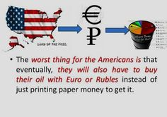 Russia Throws Down The Gauntlet: Energy Supply to Europe Cut Off; Petrodollar Abandoned as Currency War Escalates... this could all lead to World War III or are we already in WWlll Found on worldtruth.tv