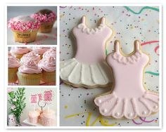 ballerina baby shower