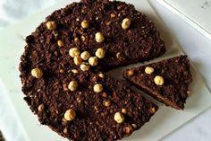 Sbriciolata al cioccolato con nutella e nocciole - Fidelity Cucina