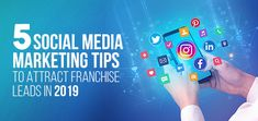 Social Media is one of the major platform to generate more franchise leads especially in 2019. The Social Media Marketing tips will give you enough information of how to attract the franchise leads in 2019.  #SocialMediaMarketing #Tips #AttractFranchiseLeads #2019 Franchise Business, What Is Work, Competitor Analysis, Social Media Marketing, Growing Up, Attraction, Competition, Investing, Platform