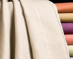 All about fabrics and thread counts