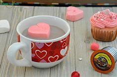 Valentine's Day affordable gift idea that keeps on giving throughout the month of February. Crazy Cups Hot Chocolate Single Serve Cups Gift Box.