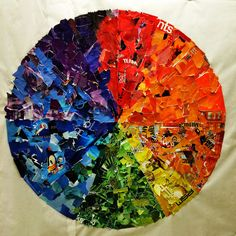 Art @ Massac: Color Wheel