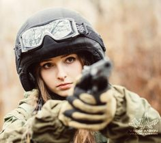 Top 50 Big Boobs Busty Military Girl Elena Deligioz Wallpapers with Guns Military Girl, Military Force, Female Soldier, Military Women, Girls Uniforms, Stylish Girl Pic, Cute Beauty, Pose, Guns