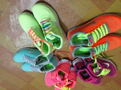 nike free collection