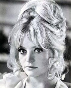 Goldie Hawn in 'There's A Girl in My Soup', 1970.