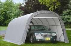 portable carport