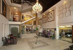 Tasteful and grand... the lobby at Country Inn & Suites By Carlson, Mussoorie is a fabulous waiting area...