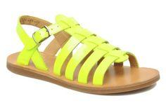 Pom d Api plagette strap jaune Girls Wardrobe, 2013, On Shoes, Sandals, Daughters, Children, Shoe Cobbler, Shoes Sandals, Sandal