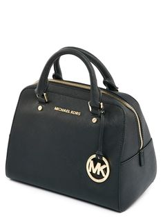 michael kors tasche handtasche bag mk jet set item braun. Black Bedroom Furniture Sets. Home Design Ideas