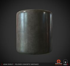 ArtStation - Polished Concrete Floor / Substance Designer, Adam Dudley