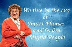 Image result for mrs browns boys quotes