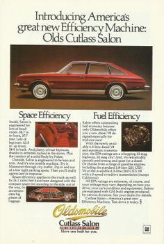 Explore our website for even more relevant information on vintage cars. It is actually an exceptional spot to learn more. Vintage Advertisements, Vintage Ads, Vintage Prints, Etsy Vintage, Vintage Dress, Car Advertising, Advertising Campaign, Oldsmobile Cutlass, Us Cars
