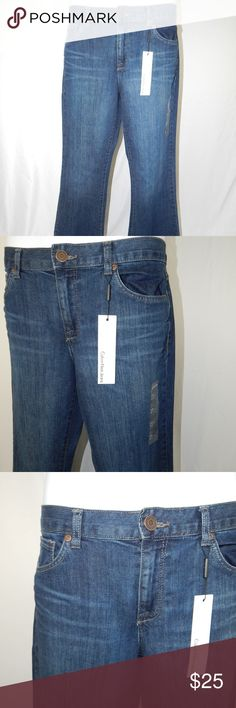 Calvin Klein Jeans size 31/12 NWT! Jean sale👖👻🎃 Calvin Klein Jeans size 31/12 NWT!! All Items are inspected and pictured before shipment in order to ensure top quality!! Bundle and Save!! Happy Poshing!!! **Accessories not included**  Brought to you by: Ari's Chic Dowri ;) Calvin Klein Jeans Boot Cut