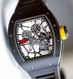 Richard Mille RM035 Americas