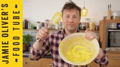 How to make mayonnaise with Jamie Oliver *The most helpful video in making mayonaise! Just made it after a couple of unsuccessful batches using another recipe