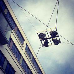 Our #Maxiwoody in Aarhus, #Denmark. iGuzzini on Instagram. #LightFirst #Lighting #iGuzzini #streets #sky