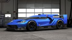 Ford's Le Mans GT could look like this