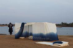 Aboubakar Fofana, Market Tent, 2013
