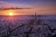 Beautiful Photography Of Cities From Around The World | architecture  | places cities architecture #WomensSkinCareBeautySecrets #BeautyHacksLips Beautiful Paris, Beautiful Sunset, Beautiful World, Beautiful Images, Beautiful Things, Wonderful Places, Great Places, Places To See, Amazing Places