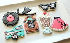 1950s (Decorated Cookies)